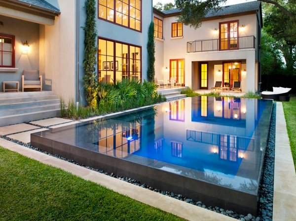 Lovely Swimming Pool House Designs   Home Design Loverswimming pool house designs