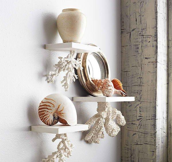 Floating Coral Shelf