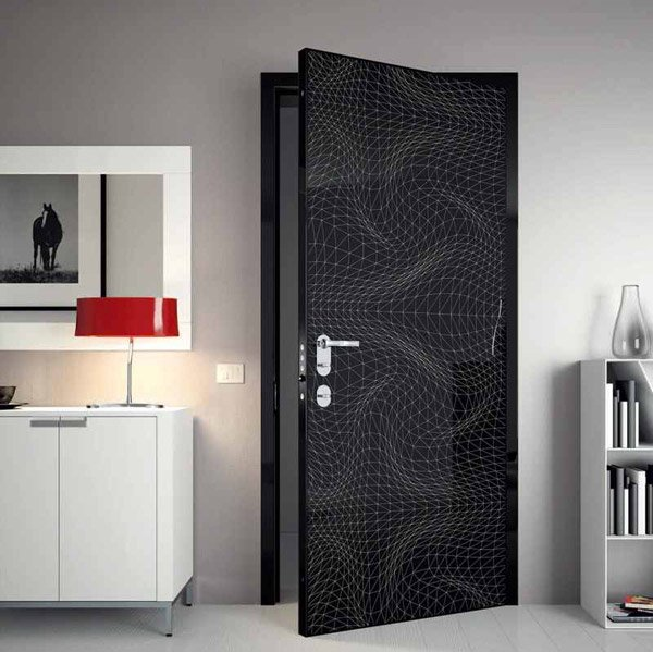 teenager bedroom. 15 Wooden Panel Door Designs   Home Design Lover