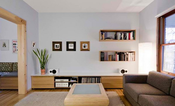 20 Floating Wall Shelves Design For Inspiration | Home Design Lover