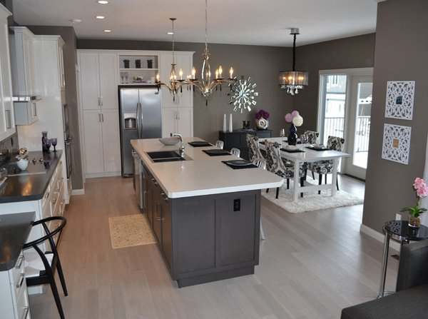 light colored wooden floors mcgonical signature homes