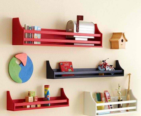 Collector's Shelves