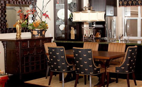 15 Asian Inspired Dining Room IdeasHome Design Lover