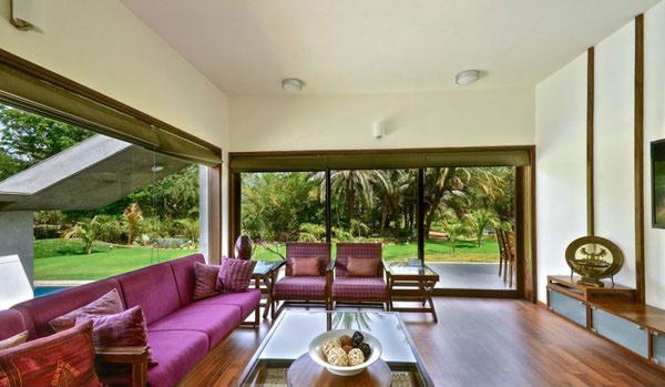 Aranya House Living Room 2