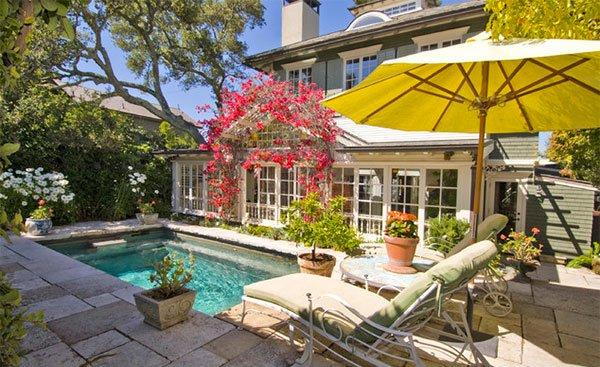 simple rectangular pool