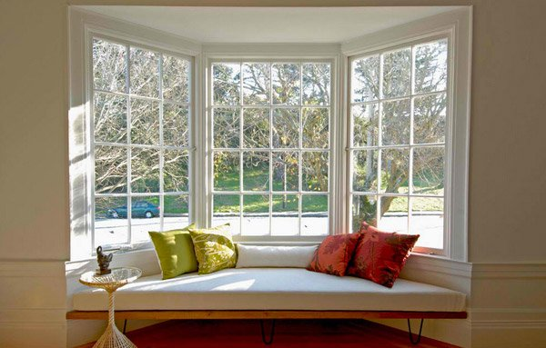 contemporary design - Bay Window Design Ideas