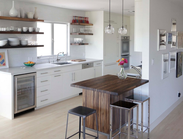 15 Small Kitchen Tables In Different Kitchen Settings | Home