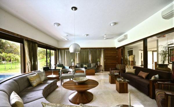 Aranya House Interior 2