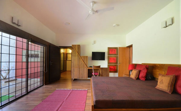 Aranya House Bedroom 1