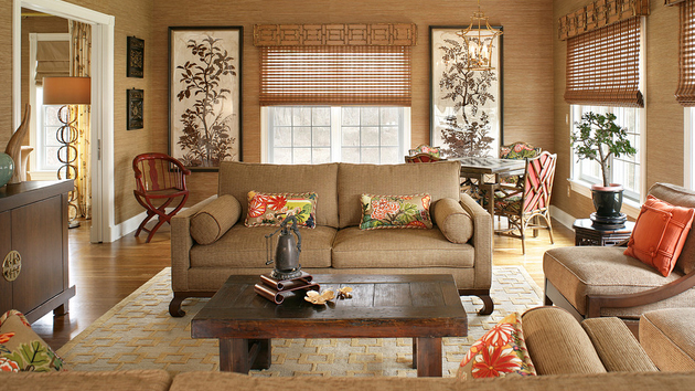 - 15 Relaxing Brown And Tan Living Room Designs Home Design Lover