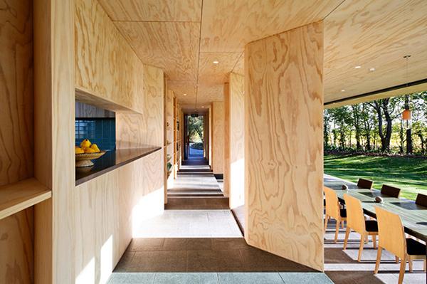 wood texture walls