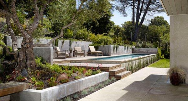 Orinda Residence Landscape