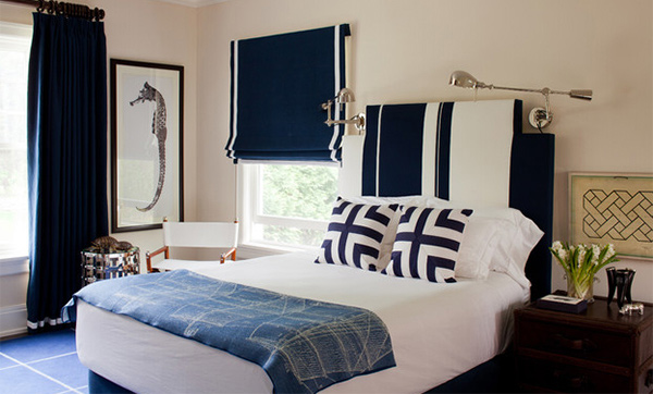 Sailor Bedroom Design