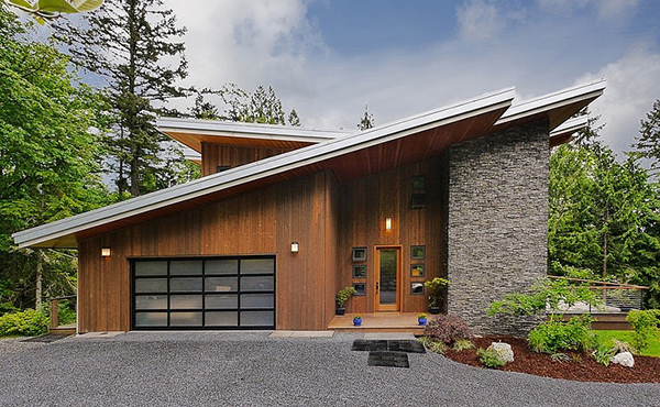 Excellent Issaquah House In Squak Mountain With Modern Cottage Features Largest Home Design Picture Inspirations Pitcheantrous