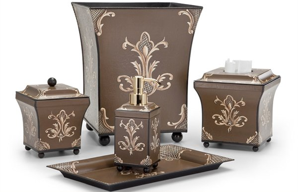 luxury bathroom accessories set home design lover home design