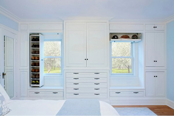 bedroom closet design - Closet Design Ideas