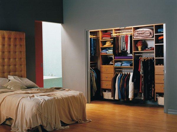 Bedroom Closet Design Ideas 1000 ideas about closet designs on pinterest closet dressing rooms and master closet California Closets