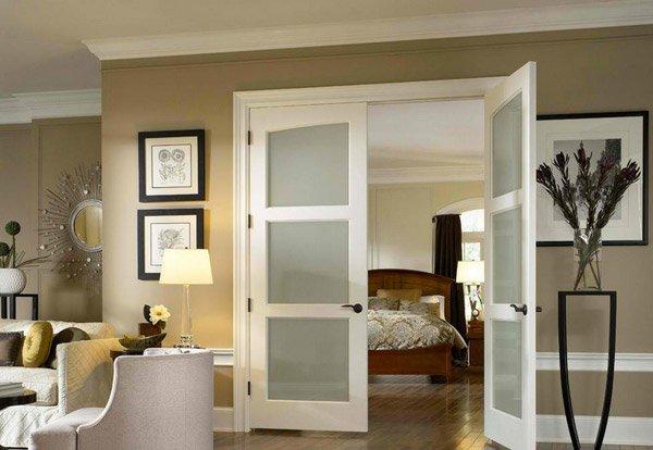 Miraculous 15 Different Interior Double Door Design Idea Home Design Lover Inspirational Interior Design Netriciaus