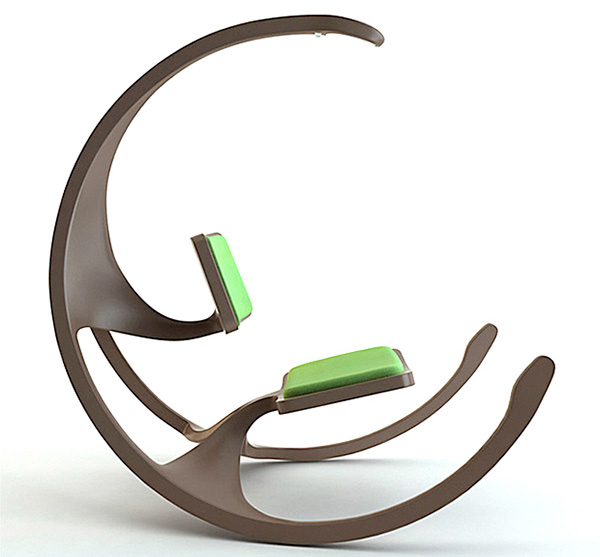 Rock with Comfort and Style 15 Modern Rocking ChairsHome