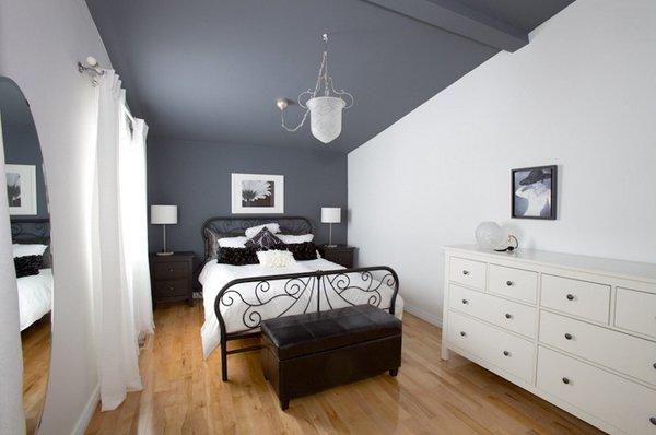 N Design. 15 Charismatic Sloped Ceiling Bedrooms   Home Design Lover