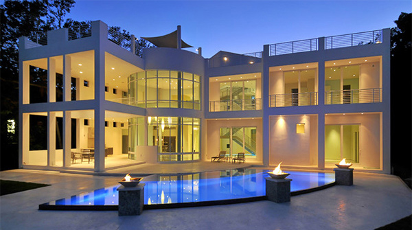 Remarkable 15 Modern Inground Pools To Love Home Design Lover Largest Home Design Picture Inspirations Pitcheantrous