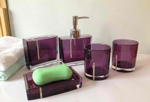 Bath Accessories Acrylic