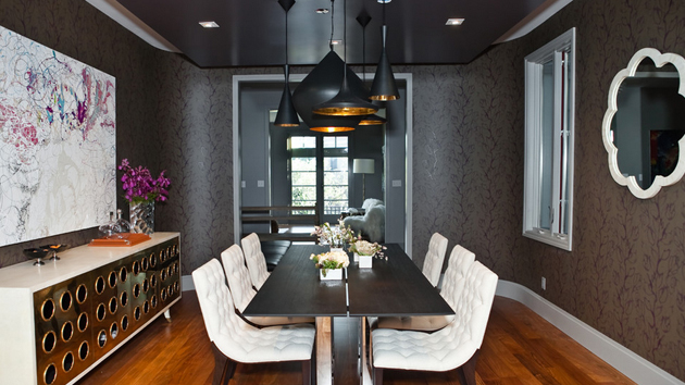 contemporary black