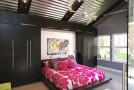sloped bedroom