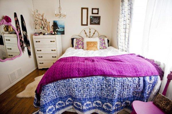 Bohemian Bedroom Designs