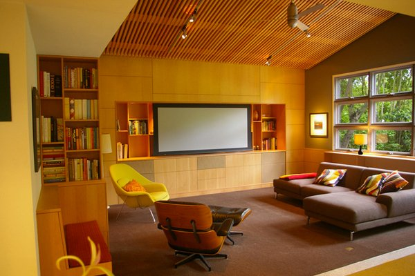 mid century modern living rooms - Mid Century Living Rooms