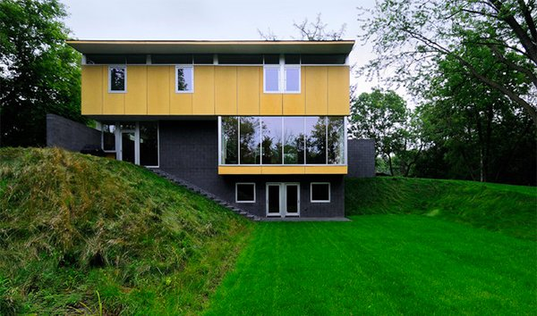 Minnetonka Modern House Residence