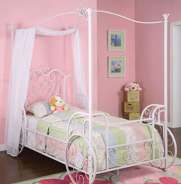 Emily Canopy Bed
