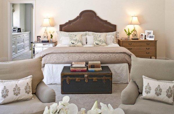 decoration ideas - Antique Bedroom Decorating Ideas
