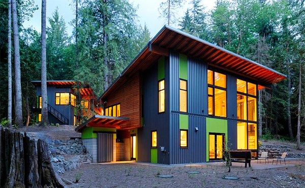 15 Modern ontemporary Homes On Hill Home Design Lover - ^