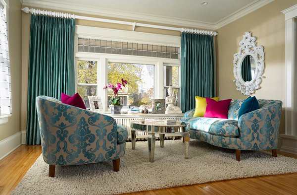 scrumptious turquoise living room ideas  home design lover,