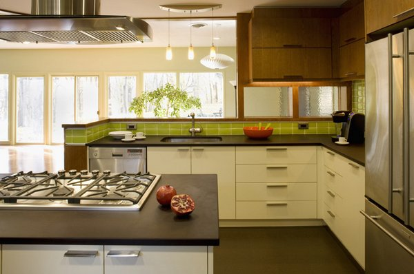15 Beautiful LShaped Kitchens – L Shaped Kitchen Photos