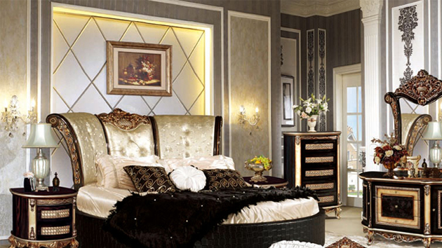 15 awesome antique bedroom decorating ideas home design lover - Antique Bedroom Decor