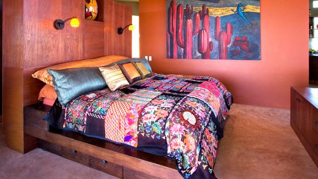 15 Fun Bohemian Style Bedroom Designs – Bohemian Inspired Bedroom
