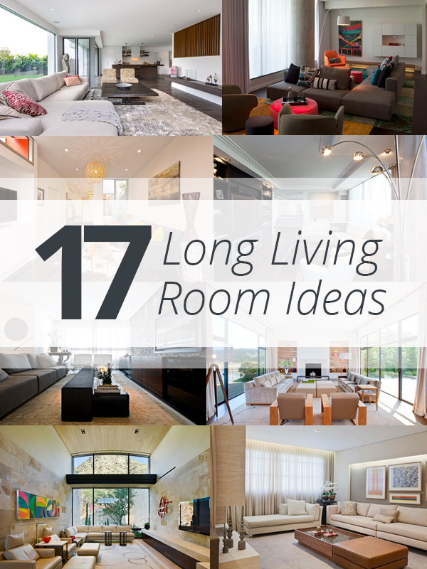 long-living-rooms - 17 Long Living Room Ideas Home Design Lover