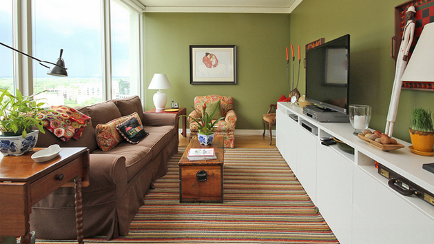17 long living room ideas home design lover - Long Living Room Design Ideas