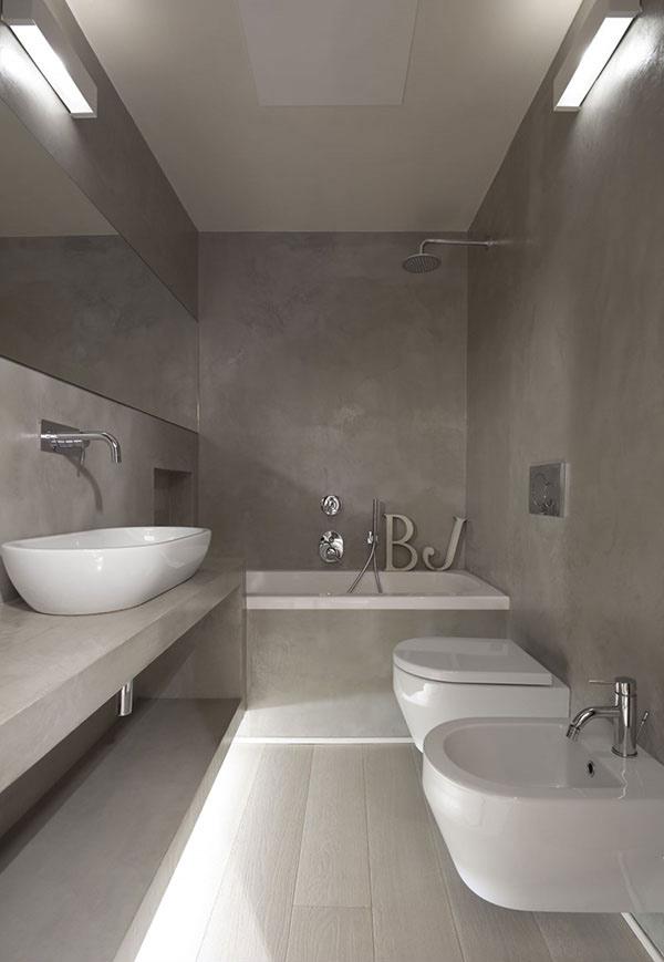 Comfort Room. Stunning Minimalist Interior of Casa G in Italy   Home Design Lover
