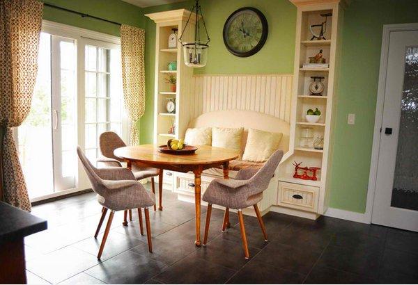 Kitchen Nook Designs
