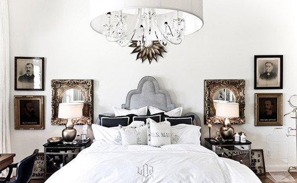 Vintage Glamorous Bedrooms. 15 Modern Vintage Glamorous Bedrooms   Home Design Lover