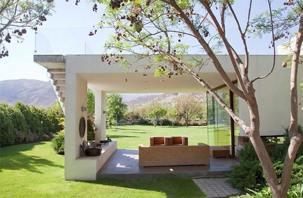 Urzua ofre House: Modern Box Habitat Home Design Lover - ^