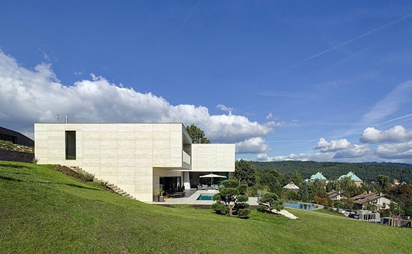 Villa Decin A Modern Home With Lovely Pool Deck Home