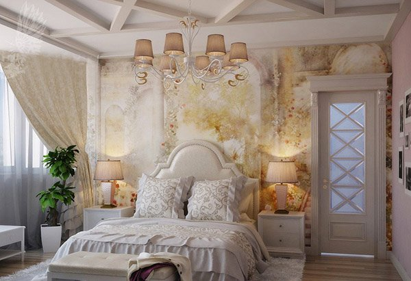 Bedroom. 15 Modern Vintage Glamorous Bedrooms   Home Design Lover