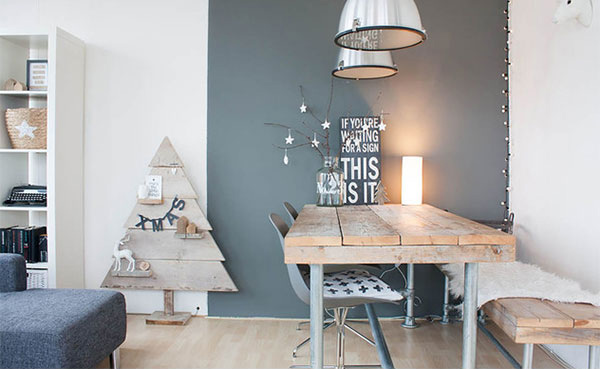 scandinavian style budget - Dining Room Design Ideas On A Budget