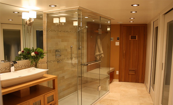 Metric Design Glass Bath