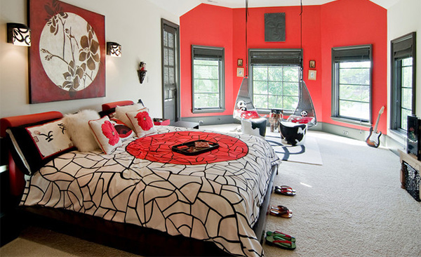 Bedroom Suite Asian. 15 Asian Themed Masters Bedroom   Home Design Lover
