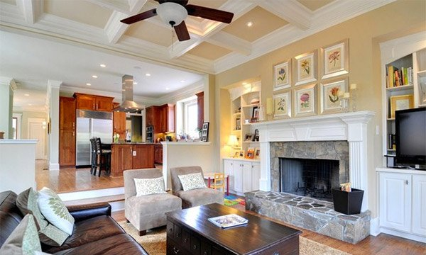 ceiling walls